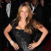 Une très sensuelle Mariah Carey entourée de... Clint Eastwood, Morgan Freeman et Quentin Tarantino !