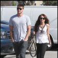 Miley Cyrus et son chéri Liam Hemsworth