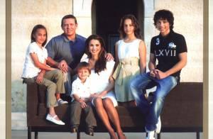 La magnifique reine Rania de Jordanie vous envoie du bonheur... avec toute sa famille !