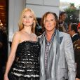 Mickey Rourke et sa fiancée le top model russe Elena Kulteskaya