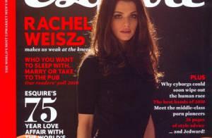 La superbe comédienne Rachel Weisz vous emmène dans les coulisses de son shooting sensuel...