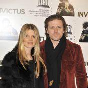 """Emmanuel Petit, David Douillet, Stéphane Diagana et leurs femmes... fans du génial """"Invictus"""" !"""
