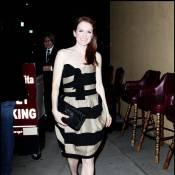 Quand les séduisantes Julianne Moore, Winona Ryder et Anne Hathaway partagent un luxueux dîner !