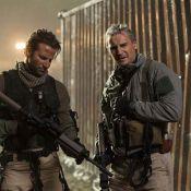 """Bradley Cooper, Jessica Biel et Liam Neeson : Regardez les nouvelles images de """"L'agence tous risques"""" !"""
