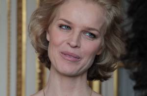 INTERVIEW VIDEO EXCLUSIVE-Eva Herzigova : Le sublime top devenu styliste nous confie ses inspirations...
