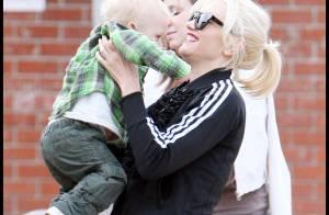 À Los Angeles, Gwen Stefani et Gavin sont toujours aussi... raides dingues de leurs petits bonhommes !