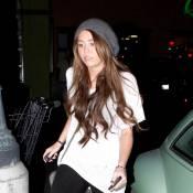 Miley Cyrus : petit détour par le salon de beauté... C'est bon pour le moral !