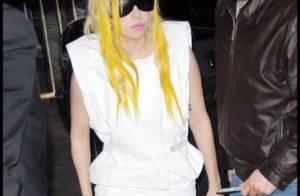 Lady Gaga : Mèches très rebelles et scarifications, elle plonge dans le trash !