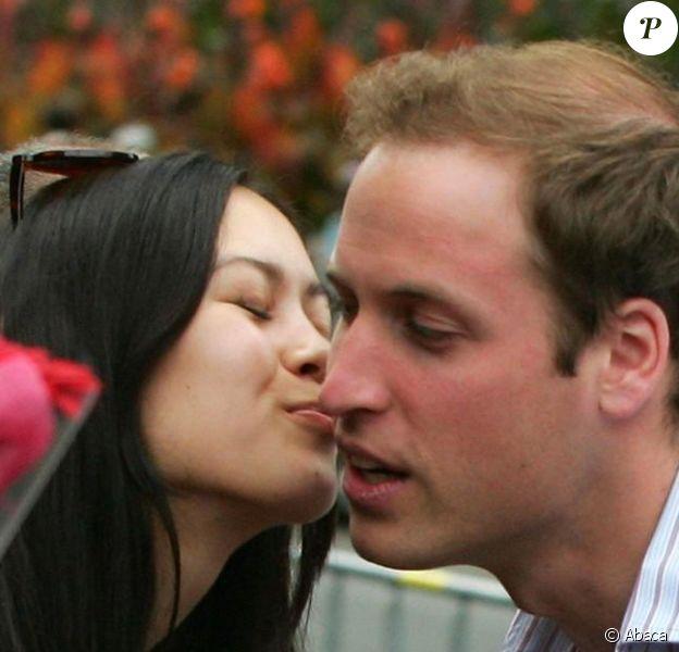 Le Prince William passe son dernier jour en Australie. 21/01/2010