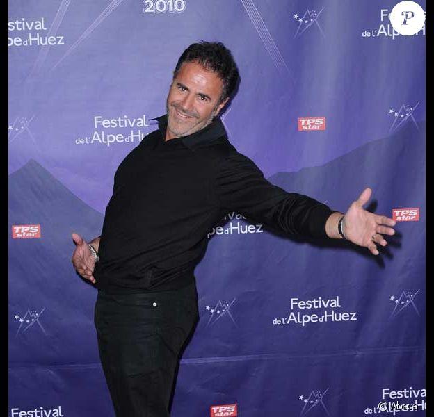 José Garcia au 13e Festival de l'Alpe d'Huez