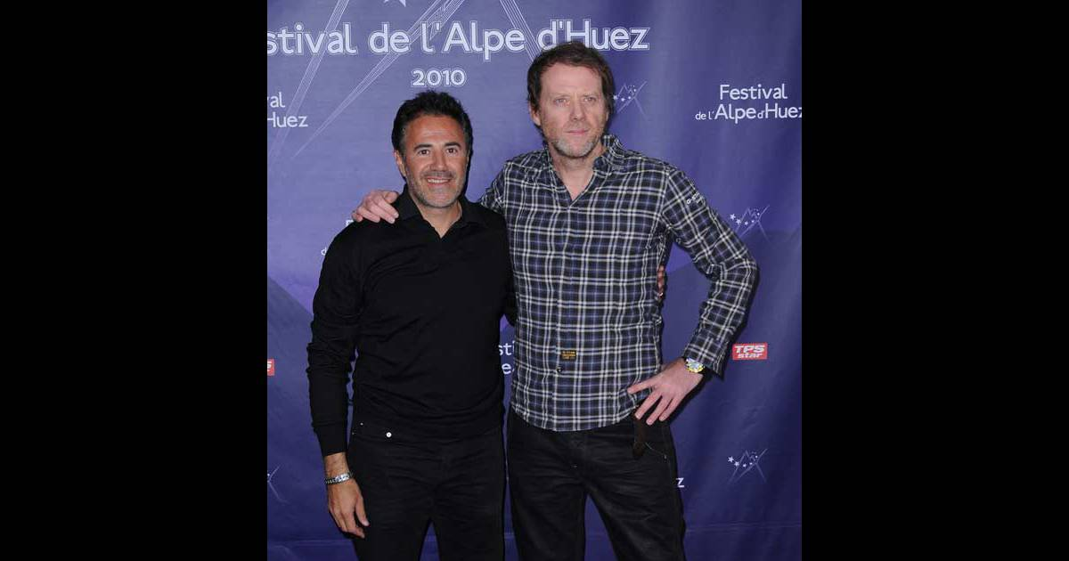 jos garcia et pascal bourdiaux au 13e festival de l 39 alpe d 39 huez. Black Bedroom Furniture Sets. Home Design Ideas