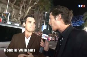 NRJ Music Awards : Regardez les coulisses de la cérémonie avec Jenifer et Robbie Williams !