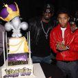 P.Diddy et son fiston Justin Dior