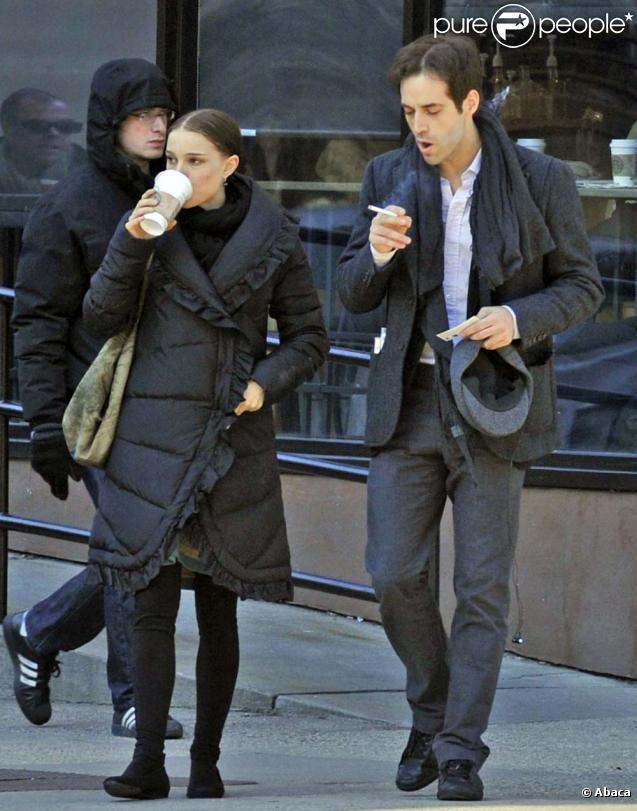 Natalie Portman's Boyfriend