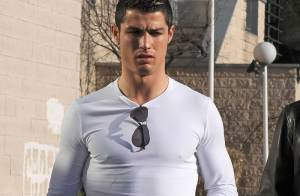 Après ses sous-vêtements, Cristiano Ronaldo dévoile son joli bolide !