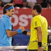 """Jo-Wilfried Tsonga, durement corrigé par le Maître Federer : """"C'est énervant, mais c'est beau""""..."""