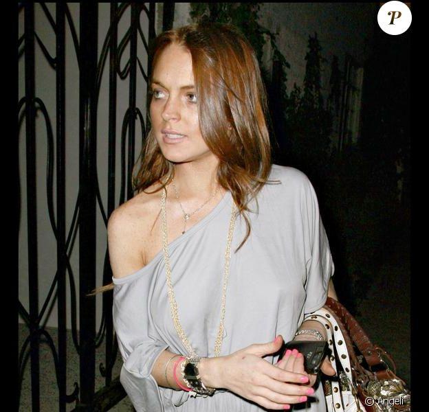 Le père de Lindsay Lohan a été arrêté ce jeudi 28 janvier.
