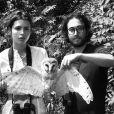 Sean Lennon et Charlotte Kemp Muhl