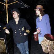 Sean Lennon et Charlotte Kemp Muhl : Toujours aussi amoureux... toujours aussi stylés !