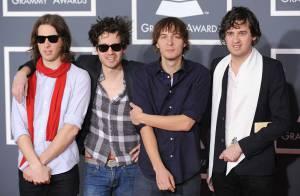 Le groupe Phoenix vous raconte les Grammys : ils ont été bluffés par... Pink !