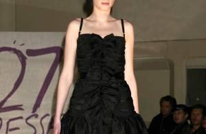 Amy Winehouse, Paris Hilton et bien d'autres enlèvent leurs robes pour la lutte contre le cancer...