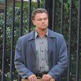 Guillaume Canet s'en est pris à Leonardo DiCaprio sur le plateau du  Grand Journal  de Canal+, le 5 février 2010.