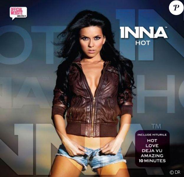 Inna continue à flamber avec son album Hot
