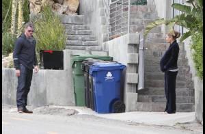 Rebecca Gayheart et Eric Dane : Le Jour J et bébé approchent, ils s'occupent des derniers préparatifs !
