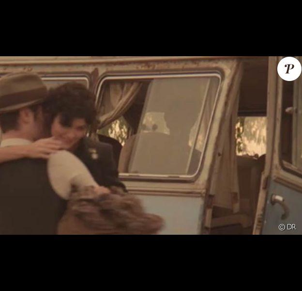 Charlie Winston a invité Audrey Tautou dans le clip de I Love your Smile