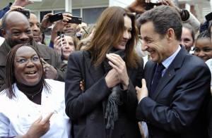 Nicolas Sarkozy et Carla Bruni : Un moment de détente avec leurs enfants ! Mais... il ne se représenterait pas en 2012 ?