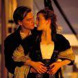 Qui n'a pas craqué devant le couple Jack et Rose dans Titanic ! Un des baisers les plus mythiques...