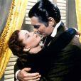 Autant on emporte le vent... Scarlett O'Hara et Rhett Butler sont à l'origine du baiser le plus historique mais aussi le plus passionné !