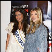 Malika Ménard, Alexandra Rosenfeld, Melissa Mars, Kasia Smutniak et toutes les beautés... sous le charme de John Travolta !