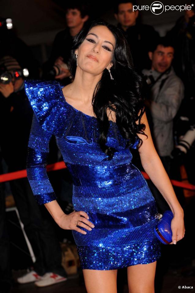 Sofia Essaïdi particepera au gala de l'Union des Artistes au Cirque d'Hiver Bouglione, le 29 mars 2010 !