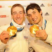 J.O. de Vancouver : Déjà deux médailles d'or pour la France... devant un parterre de stars !