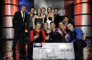 Incroyable talent : Les Echos-liés, grands gagnants, partent déjà en tournée... malgré l'intrusion d'un Québécois !