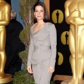 Les belles Sandra Bullock, Anna Kendrick et Carey Mulligan... au déjeuner des Oscars avec James Cameron et Tarantino !