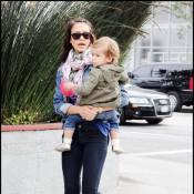 Quand Jessica Alba dévoile des photos d'elle enfant... Honor est son parfait sosie !