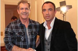 Regardez Mel Gibson faire une déclaration d'amour... à Luc Besson !