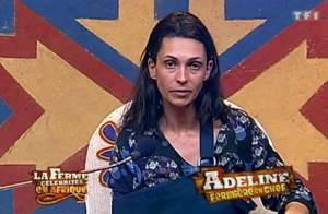 La Ferme Célébrités en Afrique : Adeline et Farid privés de prime !! Ils sont mis au rencart ! Ca va être chaud ce soir !!