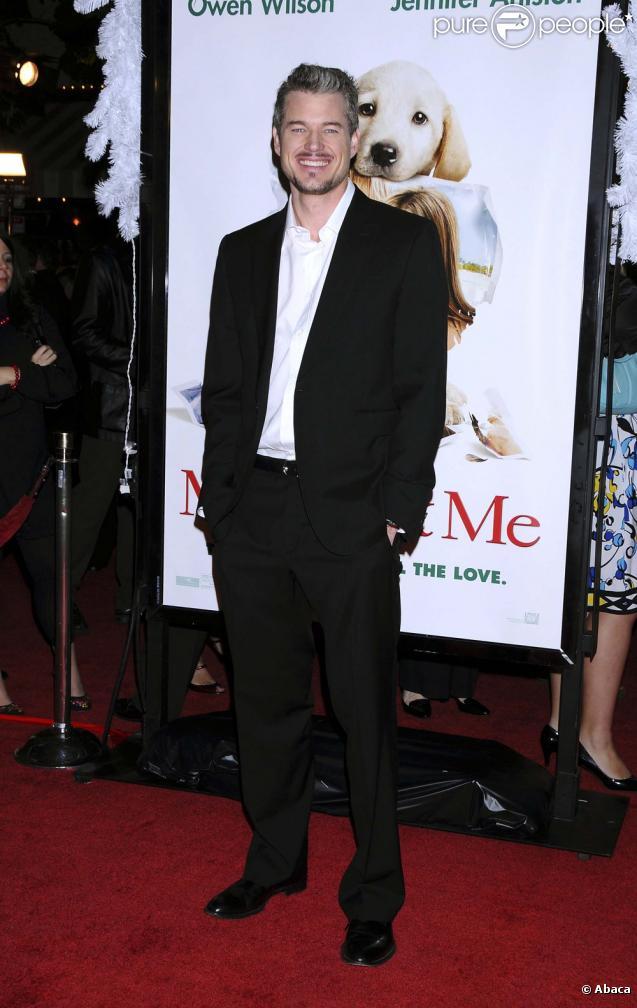 Eric Dane ne se surnomme pas Dr Glamour pour rien ! Chaleur estimée à 60 % !