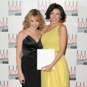 Dannii et Kylie Minogue, Mary-Kate et Ashley Olsen, les jolies soeurs sont de sortie !