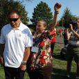 Mohamed Ali (photo : avec Yolanda, sa femme depuis 1986) se prêtera en 2010 aux expérimentations d'un traitement contre la maladie de Parkinson