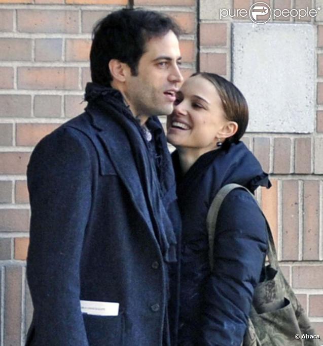 natalie portman ballet boyfriend. Wasn't aware that her ballet partner(Benjamin Millepied) in Black Swan is