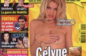 La Ferme Célébrités en Afrique : Quand Célyne Durand se dévoile... c'est très sexy !
