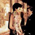 Maggie Cheung dans In the Mood for Love de Wong Kar-wai