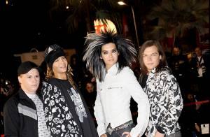 Découvrez la vidéo du premier concert de Tokio Hotel à Los Angeles...