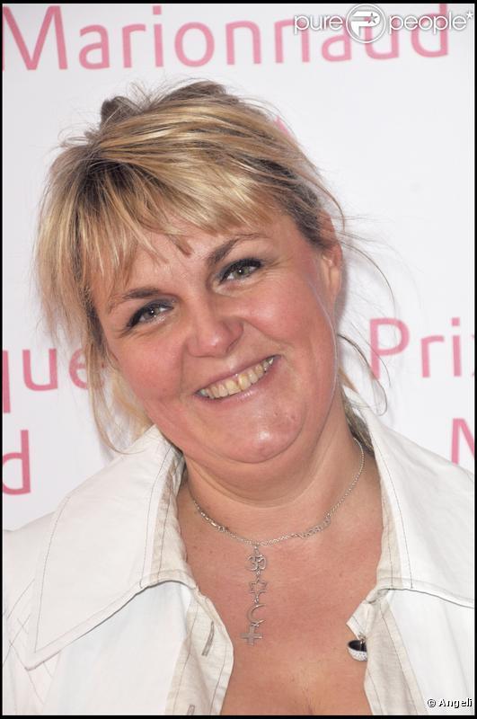 L'animatrice télé Valérie Damidot