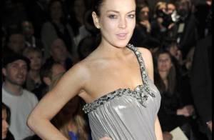 Lindsay Lohan presque chic, Elisabetta Canalis divine : en Italie, on ne fait pas les choses à moitié !