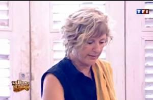 La Ferme Célébrités en Afrique : Regardez Claudette virer Mickaël... et Greg traiter Christophe de faux-cul ! Ambiance...
